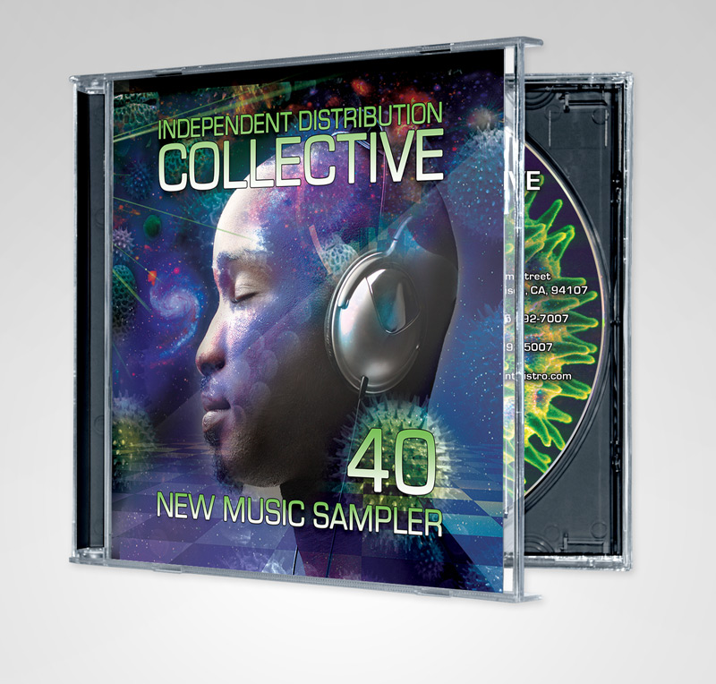 Jewel Case CD Duplication
